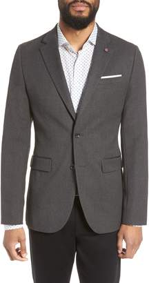 Ted Baker Hazlnut Trim Fit Sport Coat