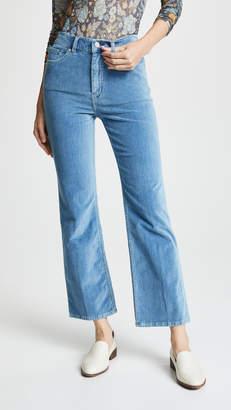 Rebecca Taylor Velveteen Jeans