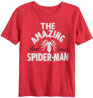 Spiderman Boys 4-12 Jumping Beans Marvel Graphic Tee
