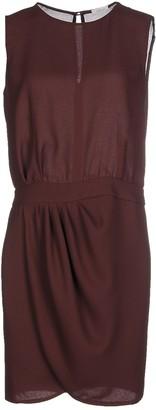 Gold Case Short dresses - Item 34627590RK