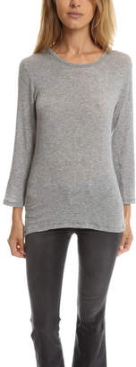 V::room Tencel Stretch Jersey Crewneck