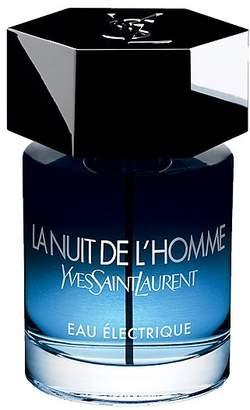 Saint Laurent La Nuit de L'Homme Eau Électrique Eau de Toilette