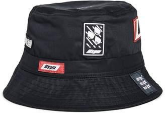 MSGM Patch Bucket Cap