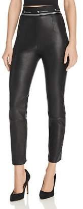 Alexander Wang Skinny Leather Pants