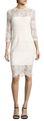 Trina Turk Haute Havana Divertida Midi Dress $348 thestylecure.com
