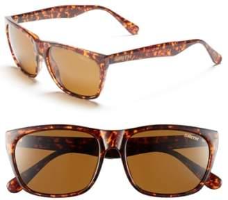 Smith 'Tioga' 57mm Polarized Sunglasses