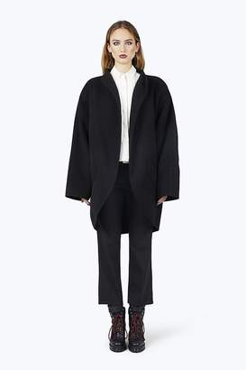 Marc Jacobs Wool Cocoon Coat
