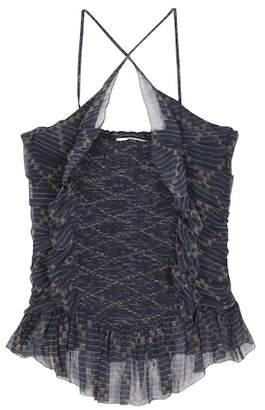 Etoile Isabel Marant Isabel Marant, Étoile Printed silk top