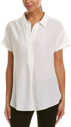 Reiss Palma Silk Top