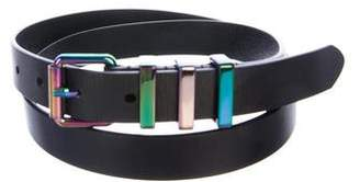 Rebecca Minkoff Leather Waist Belt