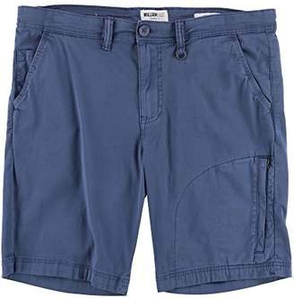 William Rast Men's Baine Flat Front Short