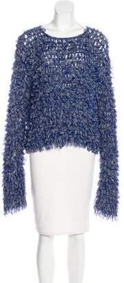 For Love & Lemons Oversize Knit Sweater