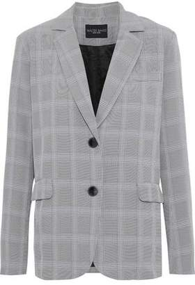Walter W118 By Baker Andi Prince Of Wales Checked Woven Blazer