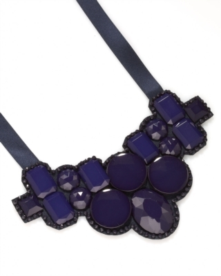Adia Kibur Multi-Shape Stone Necklace