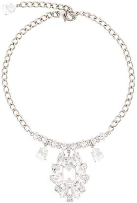 Dolce & Gabbana crystal chandelier necklace