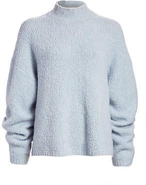 3.1 Phillip Lim Women's Oversized Alpaca-Blend Turtleneck Sweater