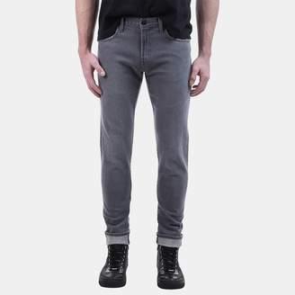 J Brand Tyler Slim Fit Jean in Grey Luna