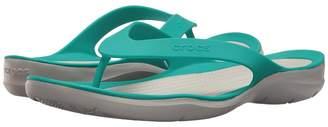 Crocs Swiftwater Flip Women's Shoes