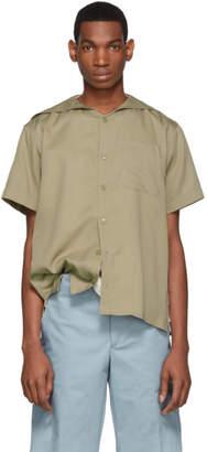 BEIGE St-Henri SSENSE Exclusive Bivouac Shirt