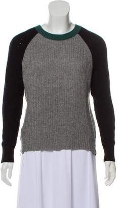Autumn Cashmere Crew Neck Cashmere Sweater