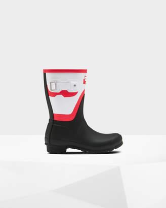 0571e038b03 Red Short Hunter Boot - ShopStyle