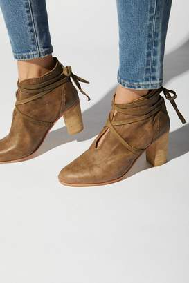 Free People Fp Collection Wrap Around Heel Boot