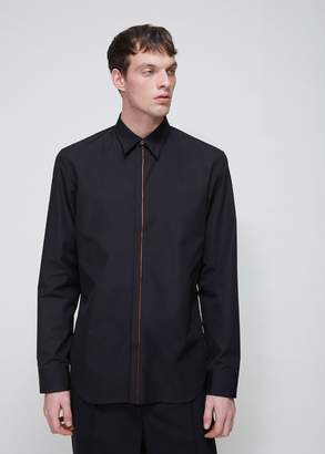 Maison Margiela Poplin Piping Shirt