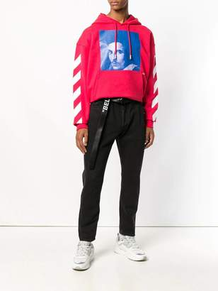 Off-White Off White Low crotch jeans