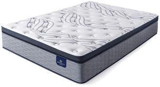 Serta Perfect Sleeper Elmcrest Plush Pillowtop - Mattress Only
