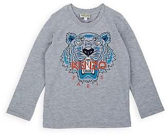 Kenzo Kids' Logo-Print T-Shirt