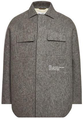 Oamc Kunsthalle Wool Coat