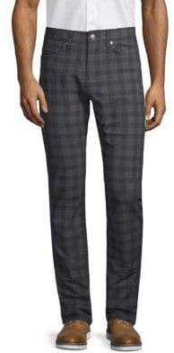 HUGO BOSS Delaware Checkered Pants