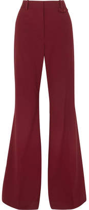 3.1 Phillip Lim Wool-blend Flared Pants - US8