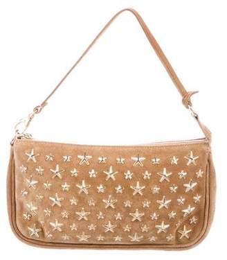 Jimmy Choo Star-Studded Handle Bag