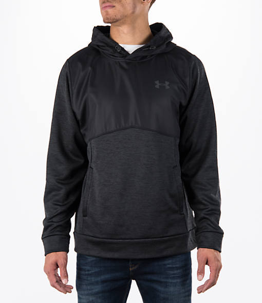 Under Armour Men's Woven Icon Hoodie