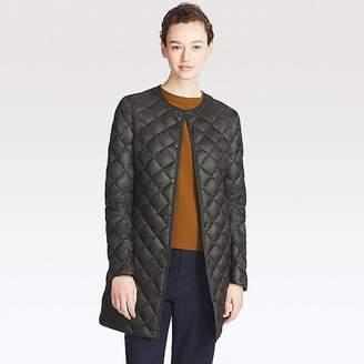 UNIQLO Women's Ultra Light Down Compact Coat $79.90 thestylecure.com