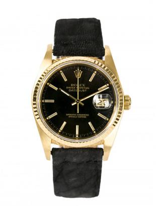 Rolex Datejust Vintage watch $7,000 thestylecure.com