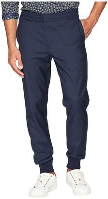 Paul Smith Check Wool Pants Men's Casual Pants