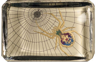 Bernard Maisner Spider Paperweight