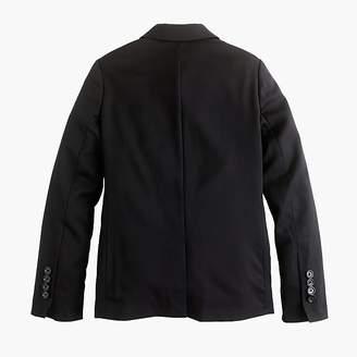 J.Crew Boys' Ludlow peak-lapel tuxedo jacket in Italian wool