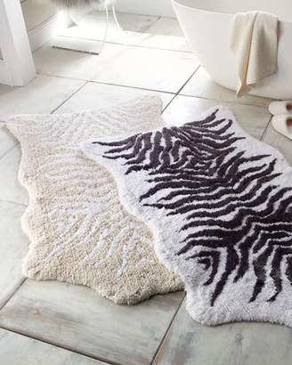 Graccioza Mountain Zebra Bath Rug
