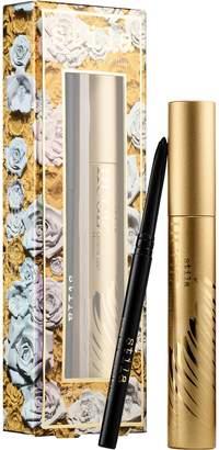 Stila Smudge Stick Waterproof Eye Liner & HUGE Extreme Lash Mascara Set