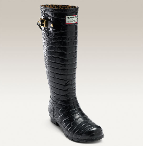 Jimmy Choo 'Hunter' Rain Boot