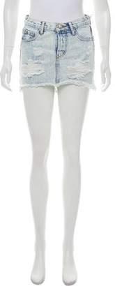 One Teaspoon Denim Mini Skirt w/ Tags