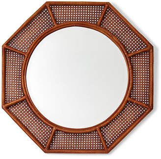 One Kings Lane Orly Octagonal Wall Mirror - Natural