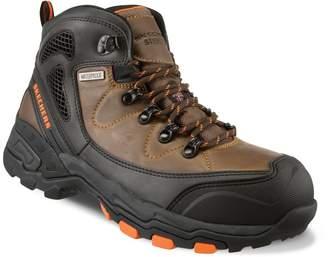 Skechers Relaxed Fit Surren Men's Waterproof Steel-Toe Boots