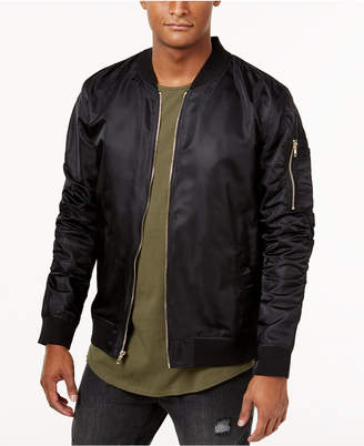 Jaywalker Men's Bomber Jacket, Created for Macy's $58 thestylecure.com
