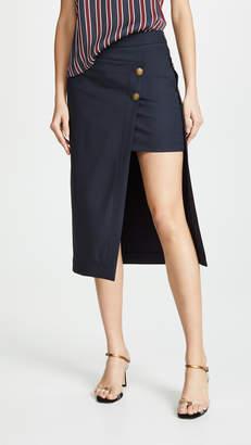 Monse Pencil Skirt