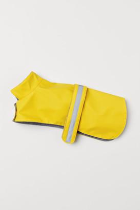 H&M Dog Rain Jacket - Yellow