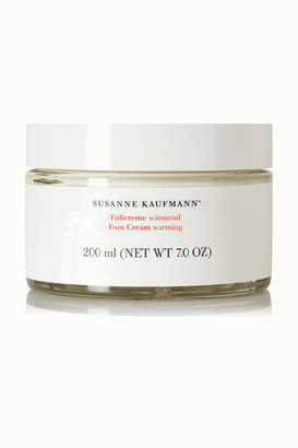 Susanne Kaufmann Warming Foot Cream, 200ml - Colorless